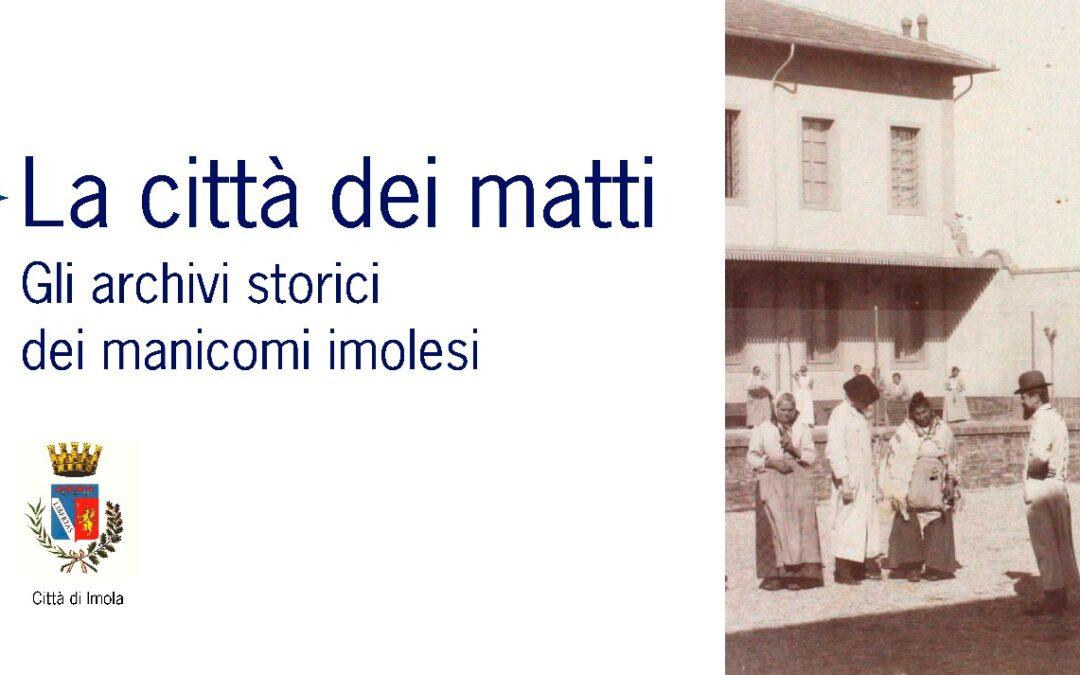 """Imola """"Città dei matti"""""""